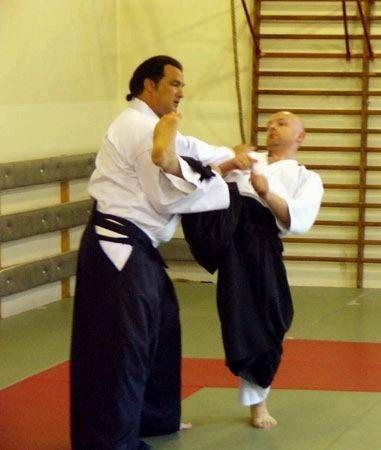 Steven Seagal #Aikido #Aikikai