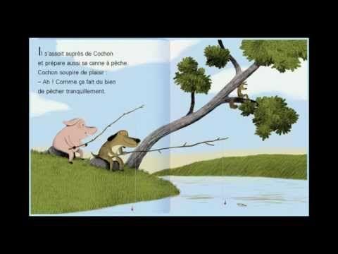 Qu'est-ce que tu fais, Cochon ? - Histoire pour enfants - Dokéo TV - YouTube