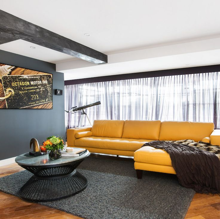 Caro and Kingi Room 6 | Living Room #theblock #theblockshop