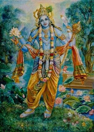 Vishnu !
