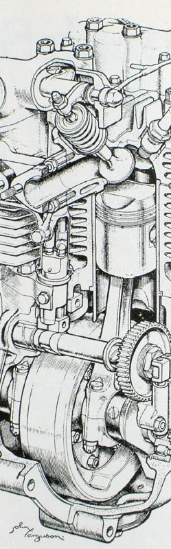 81 best Exploded view images on Pinterest Motorcycle engine - copy blueprint engines bp3501ctc1