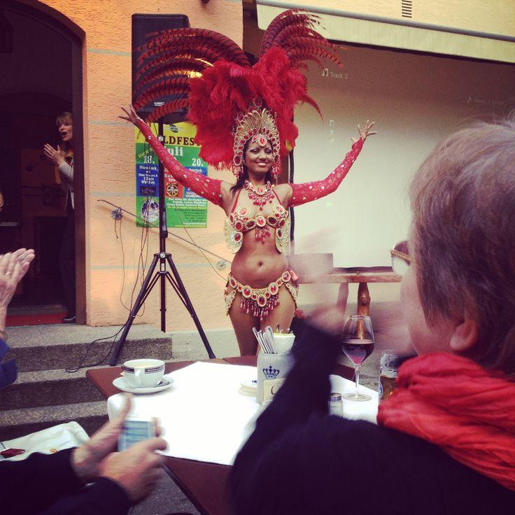 Die Samba WM-Gaudi geht weiter