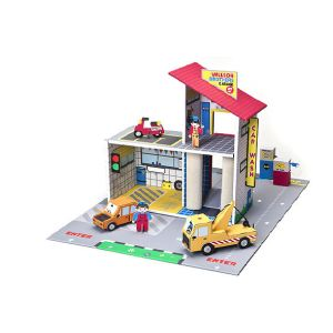 Willson Brothers - Garage Playset