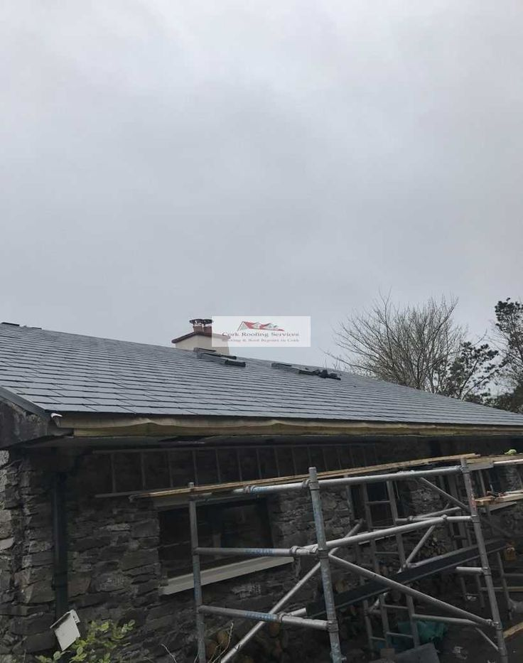Slate Roofing in Cork