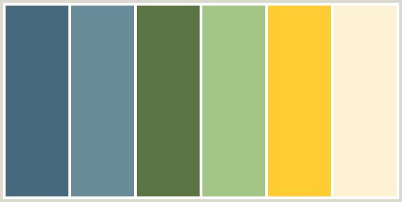 Sage Green Olive Green Yellow Grey Blue Color Scheme