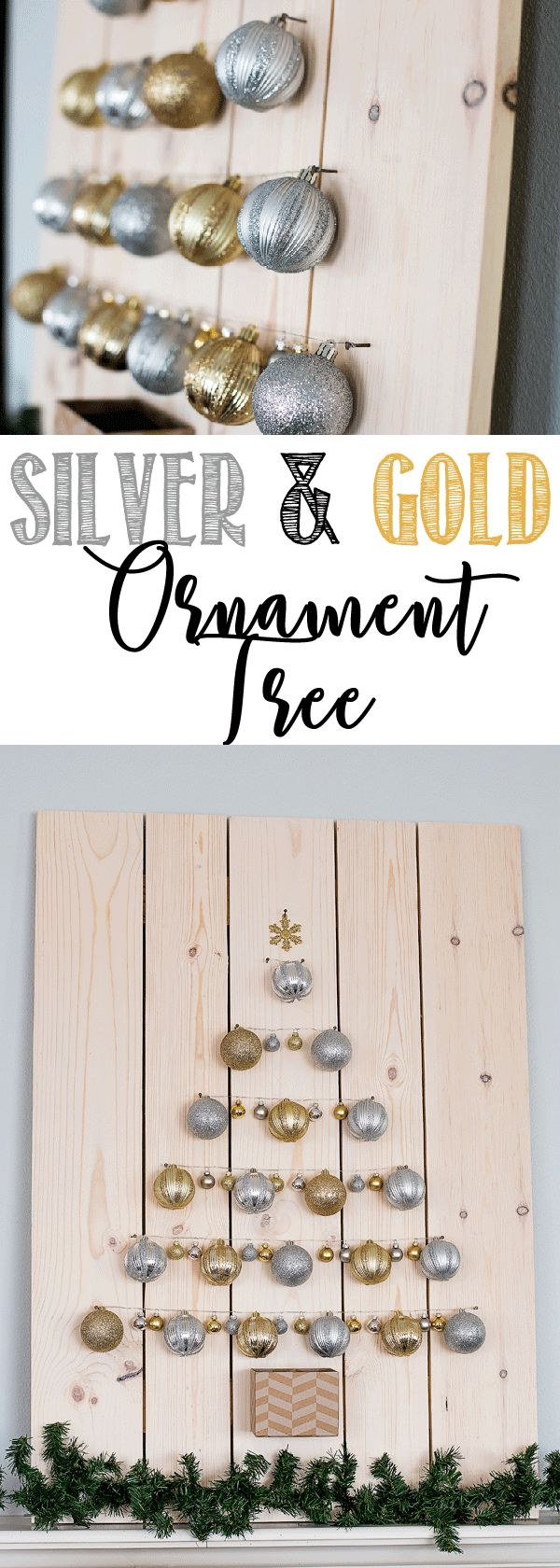 best Crates u Pallets images on Pinterest Christmas crafts