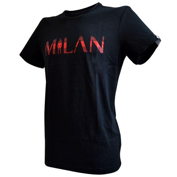 Milan T-Shirt Graphic 2015-16