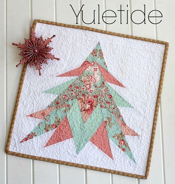 Yuletide- PDF Pattern