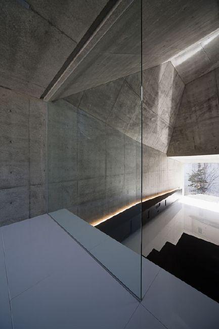 ABIKO of fuse-atelier/Minimalist Architecture
