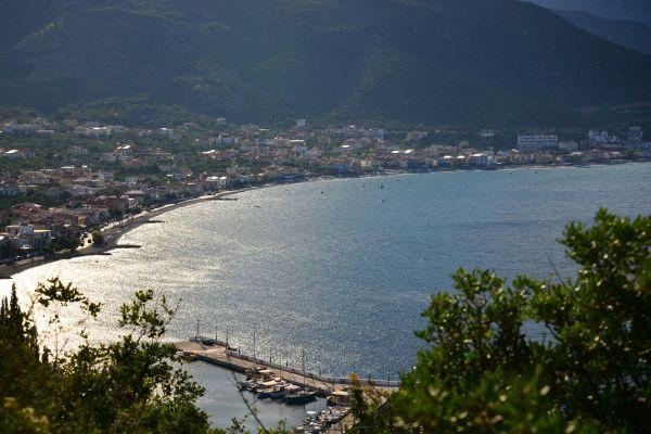 The village of Tyros, Arcadia Peloponnese