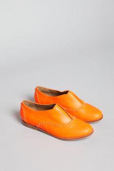 Assembly New York Oxford (Neon Orange)
