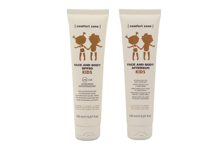 Sun Soul bimbi by Comfort Zone: our kids deserve the best protection this summer!