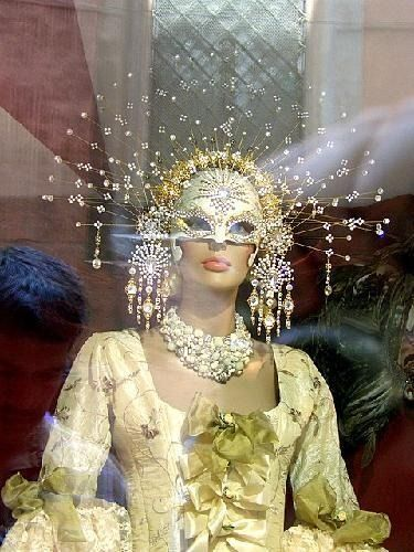 Image Detail for - Beautiful mask in Venice - Venice