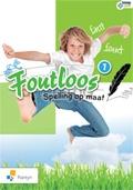 Foutloos 1 (incl. online ICT) - Plantyn. Herwerking van dit oefenboek spelling.