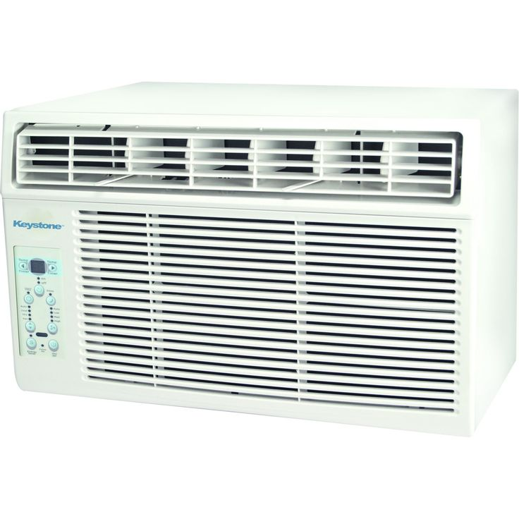 6000 BTU Window Air Conditioner with Remote