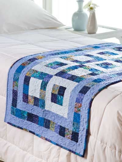 177 best Bed Runner images on Pinterest Bed runner, Quilt table runners and Table runners