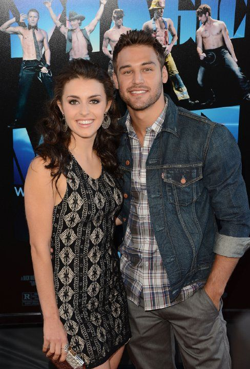 Step Up Miami Heat ... Kathryn McCormick and Ryan Guzman as Emily and Sean