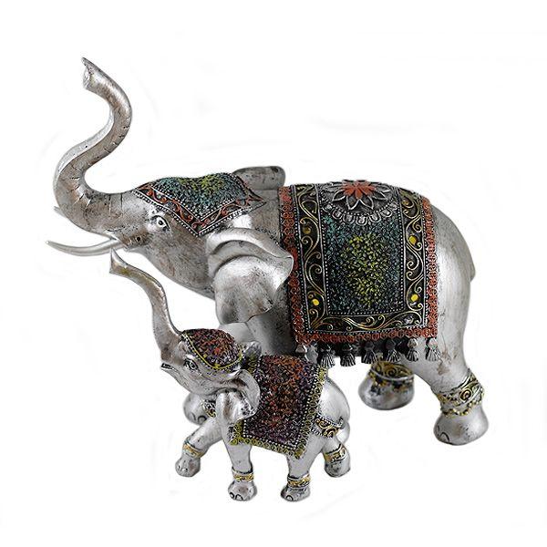 Elefante con hijo