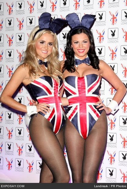 Playboy Bunnies - Playboy Club London