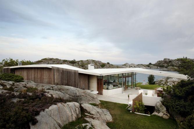 Arkitekt Svein Lund hos Lund Hagem