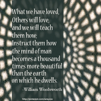 william wordsworth romantic poetry William wordsworth (1770-1850), british poet, credited with ushering in the  english romantic movement with the publication of lyrical ballads(1798) in.