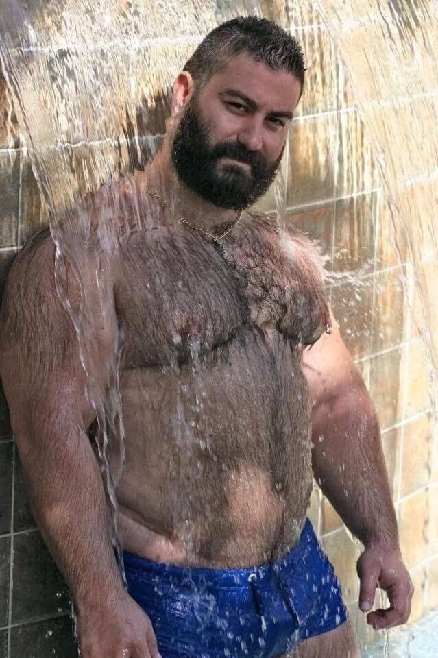 Mature dilf gay Hairy