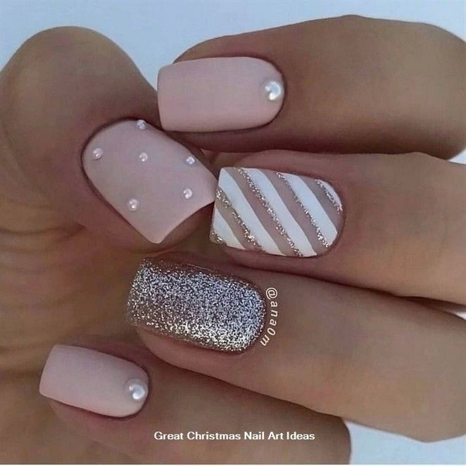 100 Amazing Nail Color For Spring Summer 2019 Page 49