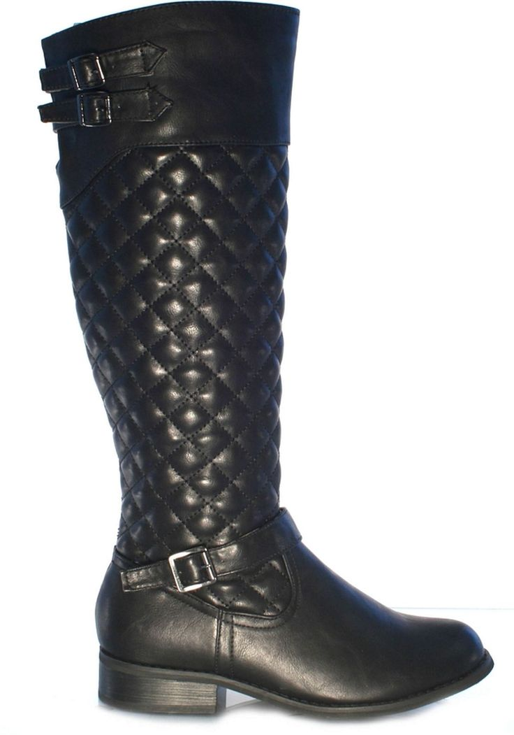 Knee High Riding Boot - Shoes and Boots - Women @yumidirec FAB  #pintowin