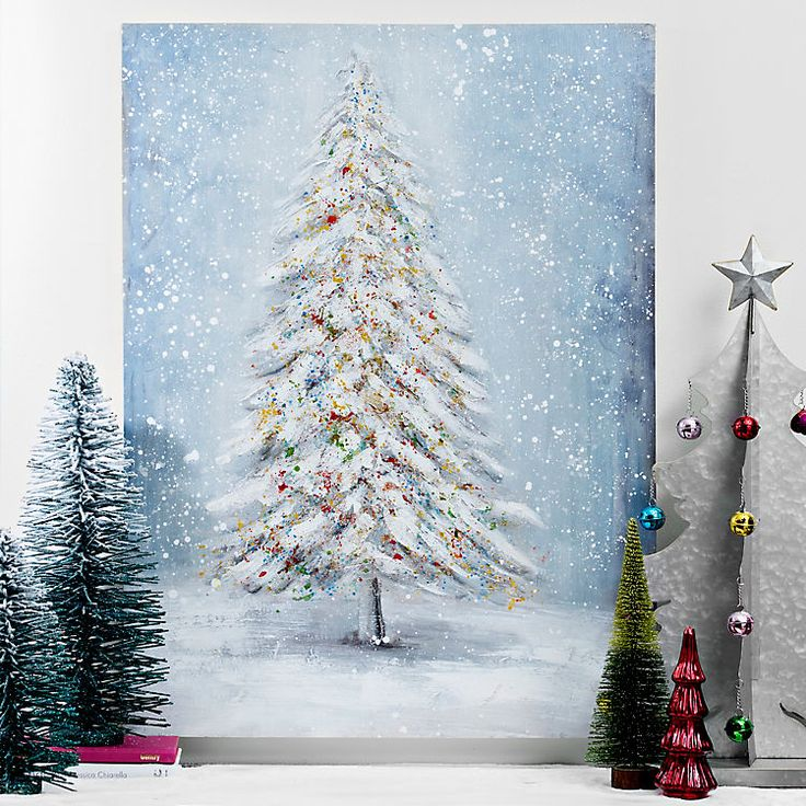 Enchanted Tree Canvas Art Print | Kirklands