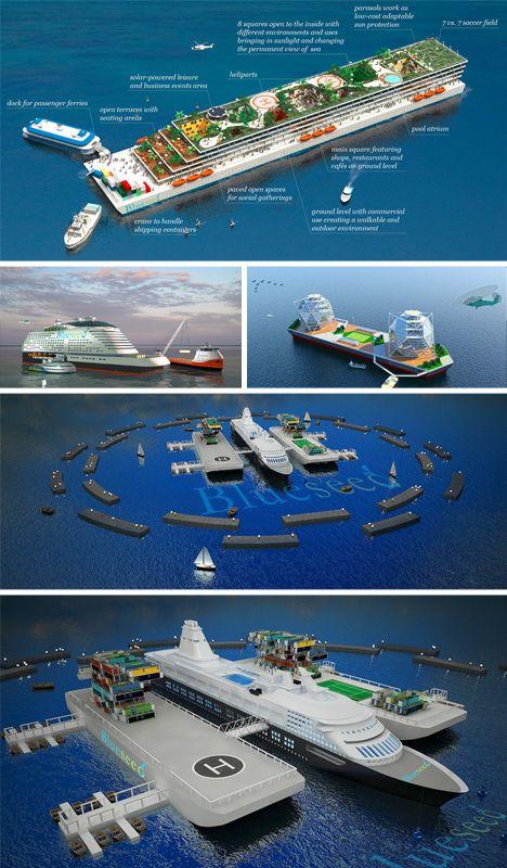 High Seas Venture: SF Tech Incubator in International Waters