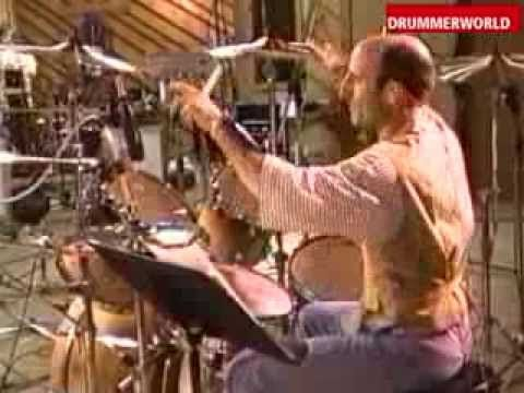 Kenny Aronoff & The Buddy Rich Big Band: Big Swing Face - YouTube