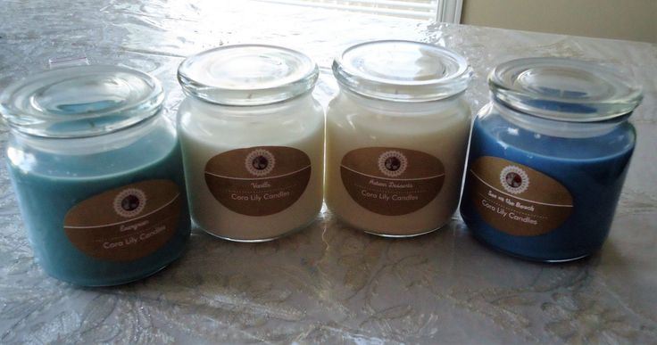 Cora Lily Candles.  100% Soy Wax Candles with hidden jewelry surprise.  Visit Cora Lily Candles on FB  https://www.facebook.com/CoraLilyCandles/?ref=hl