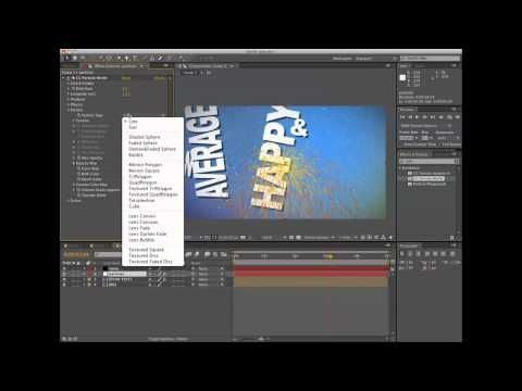 Moving Text (kinetic typography) tutorial PART 2