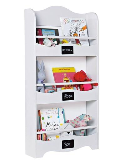Bookshelf WHITE