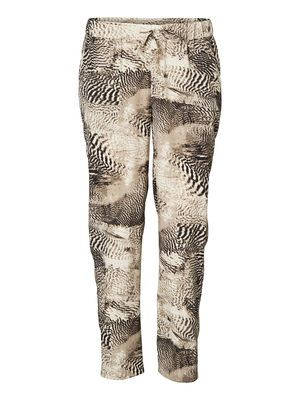ANIMAL ANKLE PANT VERO MODA Holiday Countdown contest. Pin to win the style!