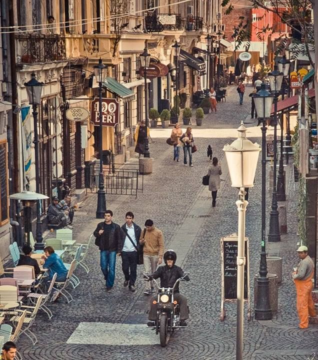 Bucuresti Strada Covaci