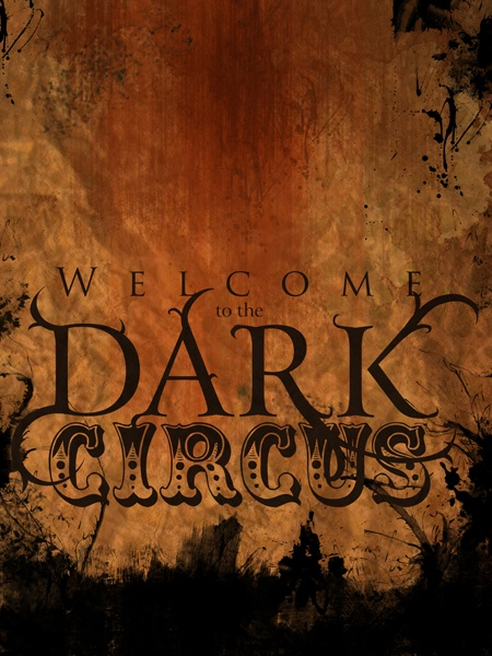 Welcome to the Circus... I use rich circus imagery for That time in My life *She shivers*
