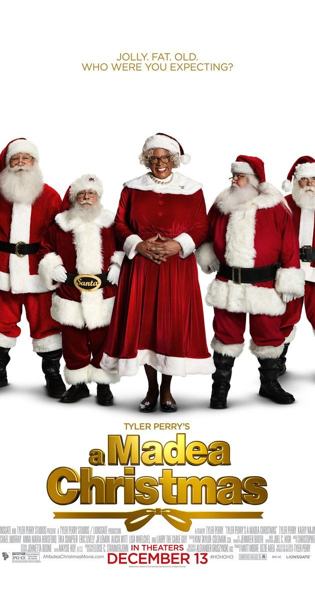 Directed by Tyler Perry.  With Tyler Perry, Chad Michael Murray, Tika Sumpter, Larry the Cable Guy. Madea dispenses her unique form of holiday spirit on rural town when she's coaxed into helping a friend pay her daughter a surprise visit in the country for Christmas.