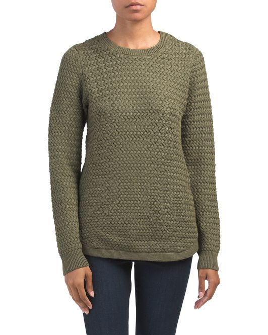 Side Button Textured Sweater In 2018 Christmas List Pinterest