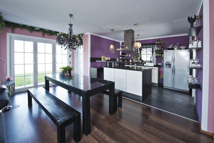 Aussergewoehnlich kueche kitchen extraordinary for Smallhouse weberhaus