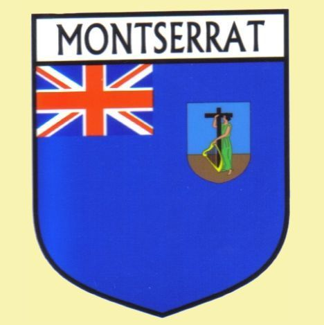 For Everything Genealogy - Montserrat Flag Country Flag Montserrat Decals Stickers Set of 3, $15.00 (http://www.foreverythinggenealogy.com.au/montserrat-flag-country-flag-montserrat-decals-stickers-set-of-3/)