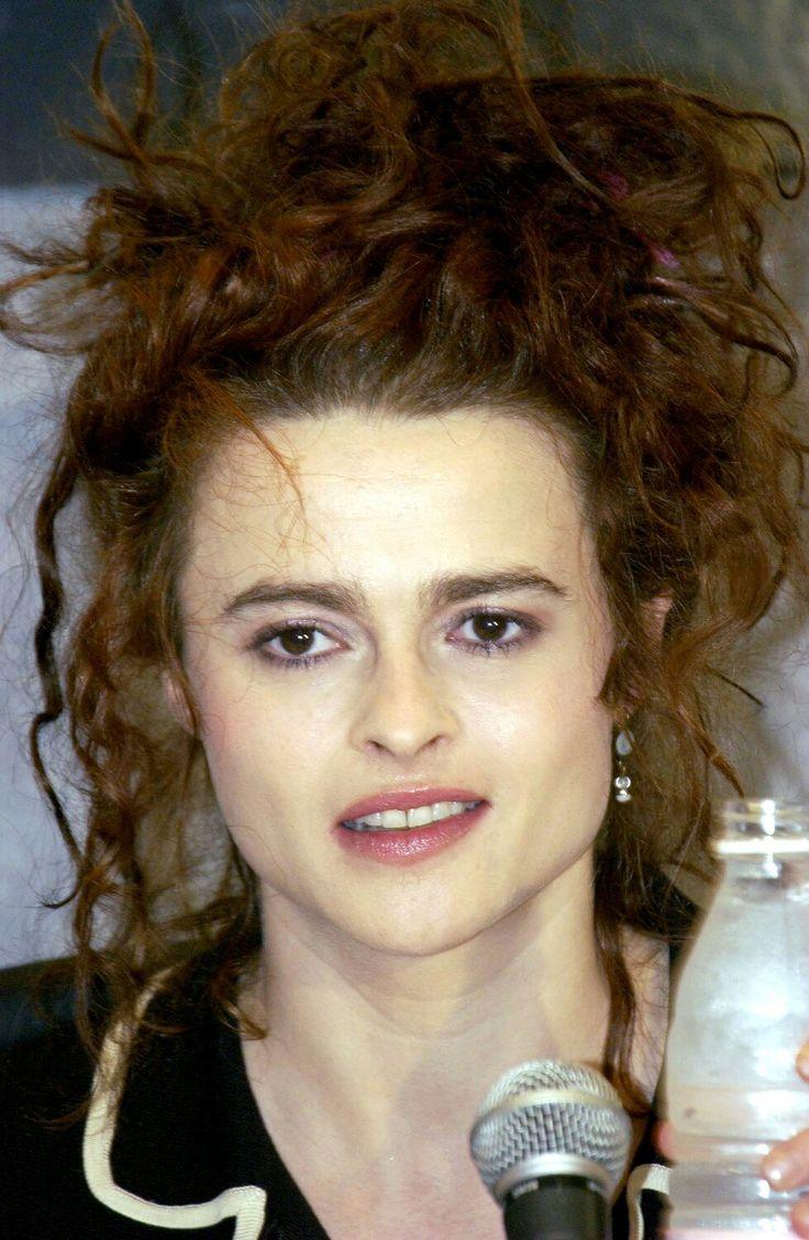 Helena Bonham Carter at the Novocaine Press Conference in Toronto   9 September 2001