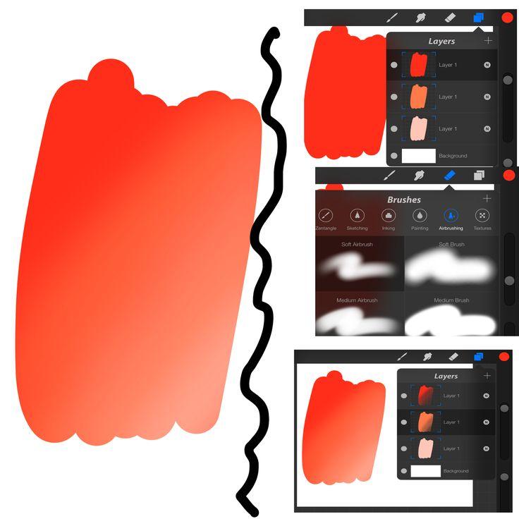 how to use paint tool sai on ipad