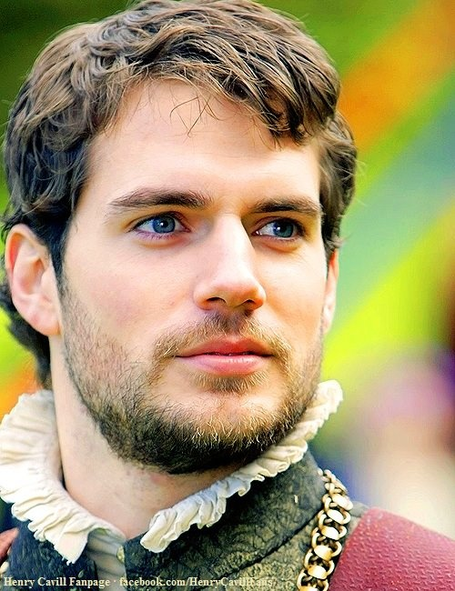 Henry Cavill... If I wasn't already getting married... I would devote my life to finding him, and stalking him for the rest of my life!