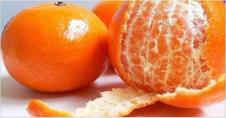 A casca de tangerina - uma fonte de saúde incrível! 7 receitas que são verdadeiros milagres! | Cura pela Natureza