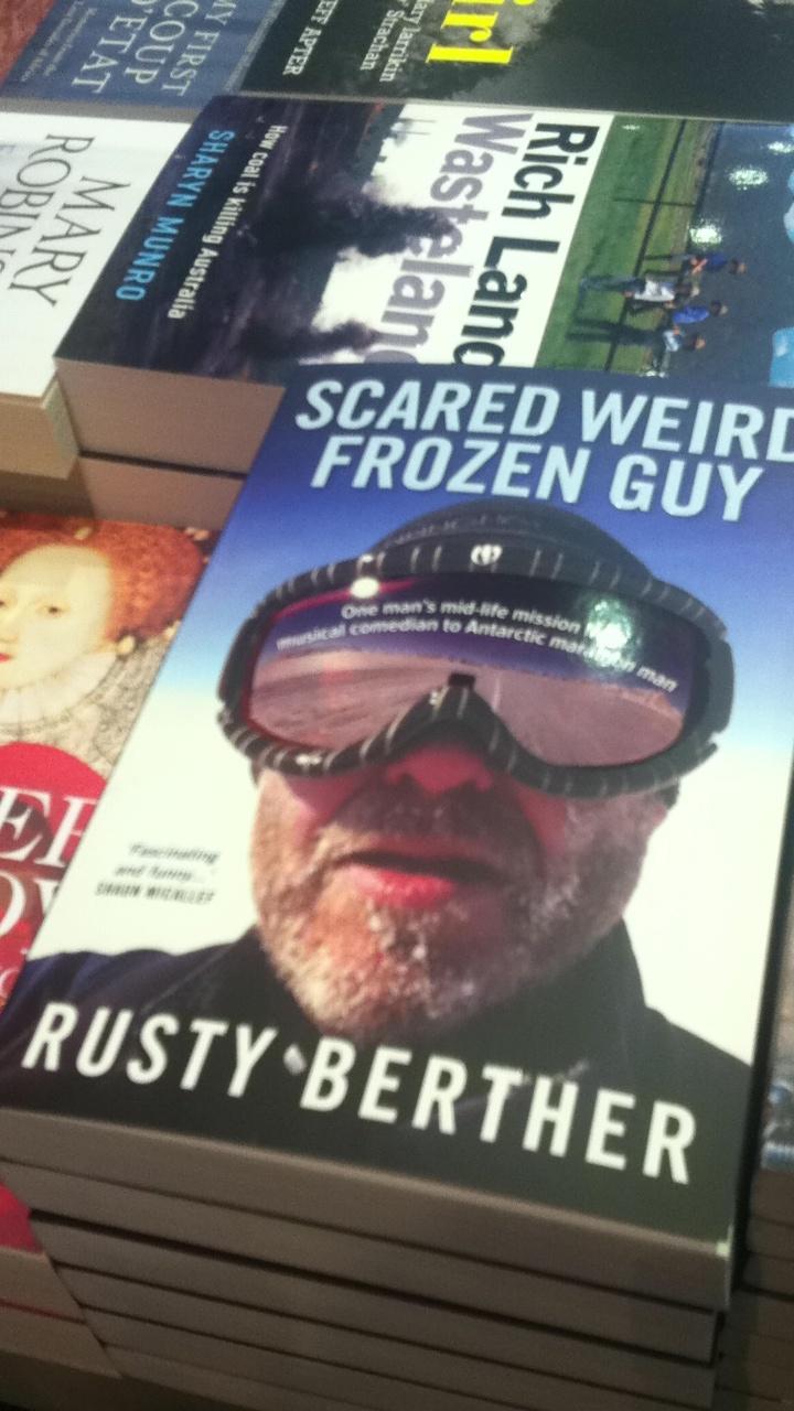 I didn't know rusty had a book