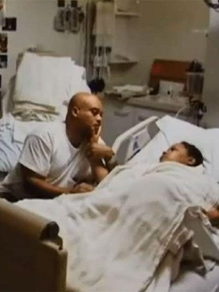 Tunicia Hall kommt mit einer lebensgefährlichen Hirnverletzung ins Krankenhaus. Nach der OP der Schock: Sie kann sich nicht an ihren