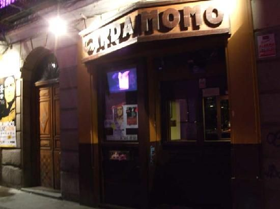 Cardamomo Tablao Flamenco - Madrid