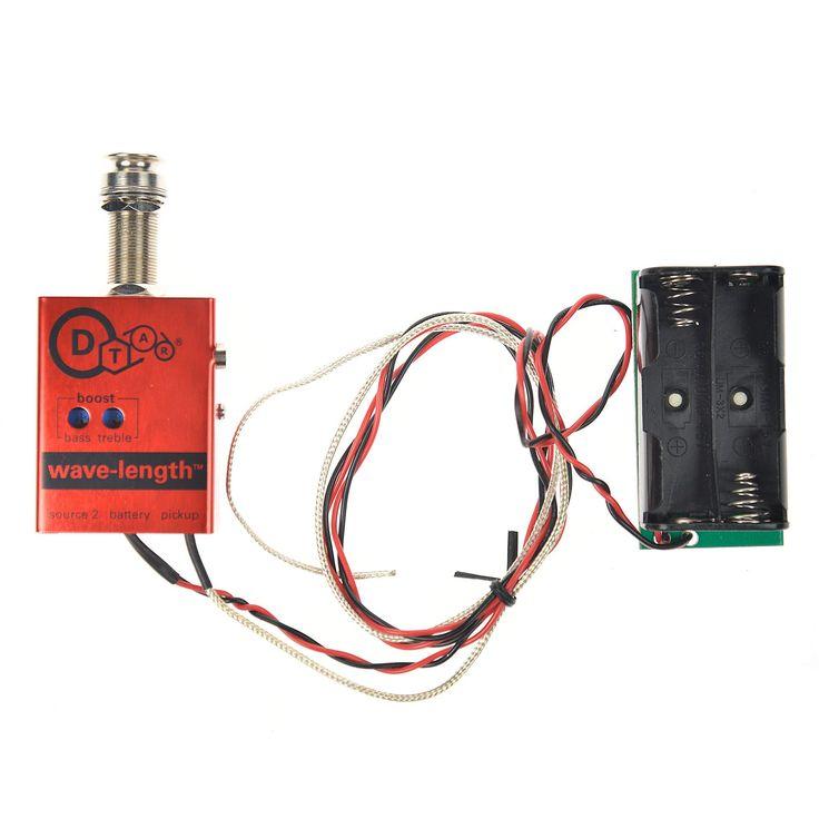 Seymour Duncan Wavelength W/Battery Bag Acoustic Pickup
