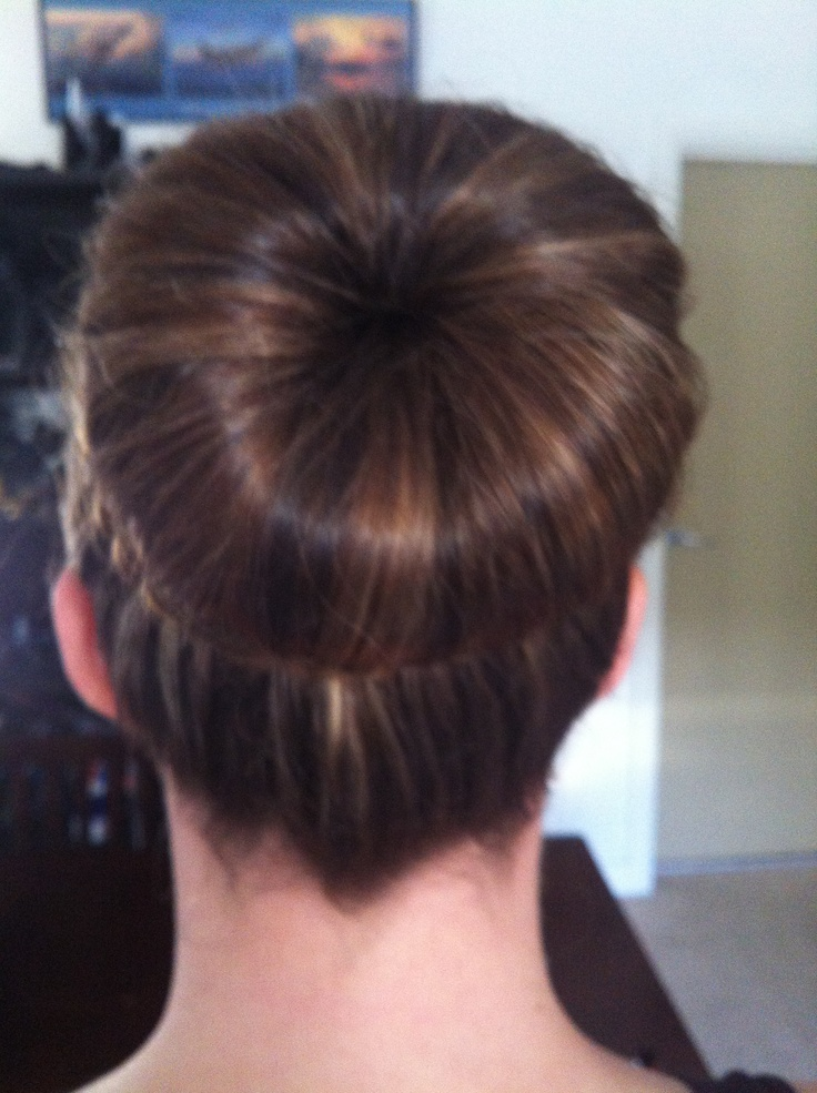 Who doesn't love a doughnut bun???